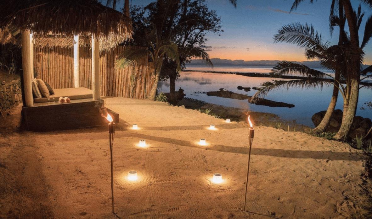 fiji private resort